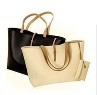 2014 rushed hot sale yes zipper solid women women's handbag female pu bags candy color trend vintage messenger bag shoulder