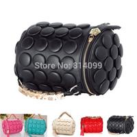 2014 rushed sale zipper animal prints brand women messenger bag buttons handbag candy color shoulder small pu leather handbags