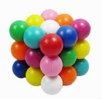 Free shipping Meffert's Mai Feite nine colored molecular balls third-order cube wholesale