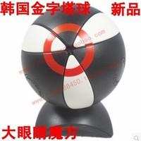 Free shipping Korea pyramid shaped ball EASY BALL spherical cube Cube wholesale
