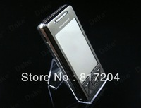 Wholesale 10 pcs/lot Acrylic mobile phone holder/ rack fire lighter display MP3 MP4 Stand shelf ZF237