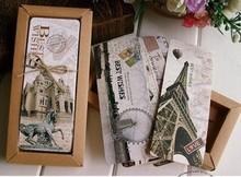 paper bookmark promotion