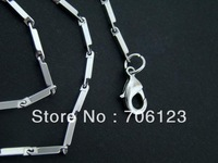 Jewelry PUNK Necklace man fashion alloy necklaces 30pcs