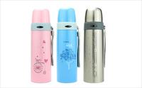 Free shipping Fuguang brand 500ML  BJ002-500  stainless steel elegant  vacuum flask  thermos  water bottle
