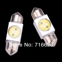 4X31mm 1W high power LED festoon car dome light Auto internal dome light reading light lisence plate light LED bulbs white