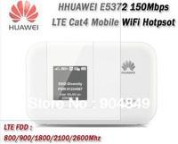 New Arrival Brand New Original Unlock LTE-FDD 150Mbps HUAWEI E5372 LTE Cat4 Mobile WiFi Hotpost