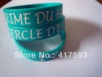 CUSTOM 100% silicone wristband,logo deboss engrave cheap promotion gift bangle bracelet print wrist band free fast shipping