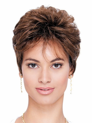 Free shipping Synthetic hair wigs for women. Charming pixie cut style