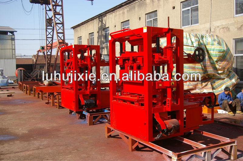 QTJ4-26 manual brick making machine south africa(China (Mainland))