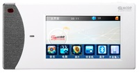 New 2014 Home/Room Audio Video Player 4.3inch Capacitive Screen Home Stereo Amplifier Music Control System Free Shipping