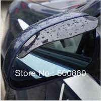the glory of rear-view mirror rain eyebrow refires car rain or shine gear car dash board