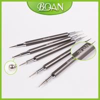 Free Shipping New Design 5PCS Dotting Pen Set for Nail Art Wholesale