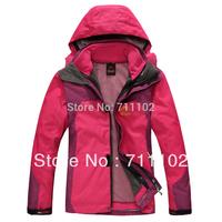 NEW children kids Outdoor sport jackets baby teenage clothes 3 -9 years old Waterproof windbreaker boy girl coat winter warm