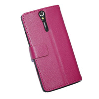 Case for Sony Ericsson Xperia S LT26i embossed card mobile phone protective sleeve