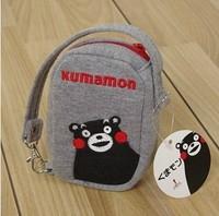 coin purse Kumamon coin purse wallet key bag mobile phone bag