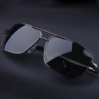 Valentine's Day  gift Hot Sale Driving mirror night and day dimming night vision glasses/ sunglasses men polarized   G102