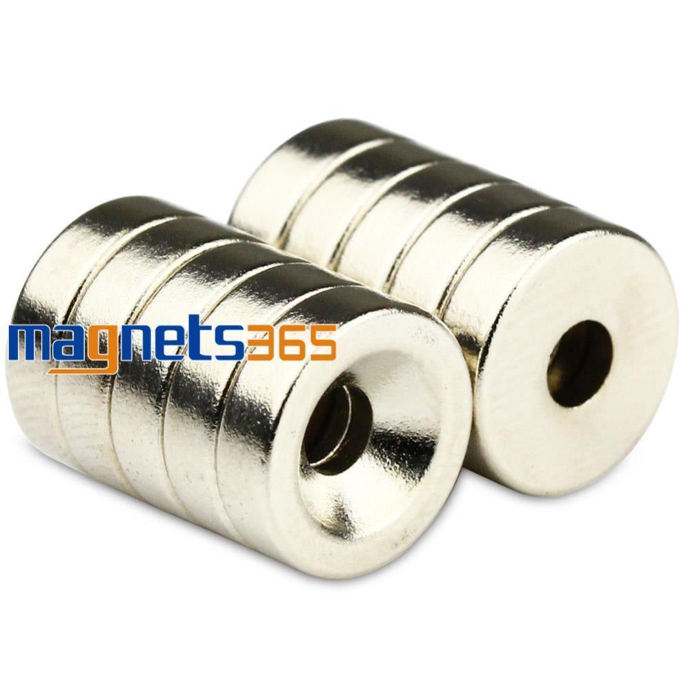 new 10pcs Super Strong Round Neodymium Co