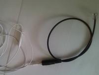 Convert 3.5mm Smartphone plug To RJ9 RJ11 For PLT A100 T10 T20 & S12 Avaya Mitel  Polycom NC