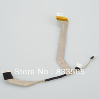 YY Free shipping 2X LCD Video Cable DD0TE1LC000 For Toshiba Satellite M300 Series F0288