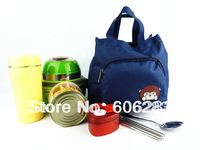 match monkey lunch tote bag export  to Japan Free shipping