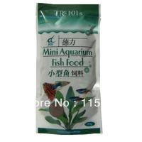 Promote growth and increase resistance to disease Min 48% Mini tropical aquarium fish food