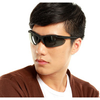Hot Sale Driving mirror night and day dimming night vision glasses/ sunglasses men polarized   G104