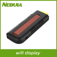 Wifi Display Dongle Receiver for Smartphone Tablet PC Wireless HDMI Multi-media Sharing Multi-screen Interactive Miracast DLNA