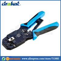 UTP STP Network Cable Crimp Tool RJ45 RJ11 RJ12 Ratchet TL-2008AR