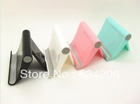 The Originality  Universal Personality Adjustable Tablet Cell Phone Holder For ipaid  HTC iphone 4 4s iphone 5 Samsung
