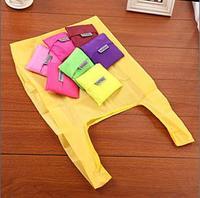 3356A Min order $10 (mix order) free shipping 2014 new baggu stylish portable folding shopping bags waterproof pouch debris bags