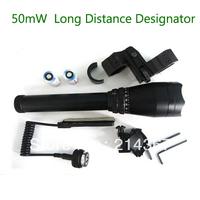 50mW ND3x50 Green Laser Long Distance Designator Working in Subzero Low Temperature