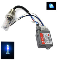 12V H6 35W 10000K Motorcycle BEAM Xenon HID Light Conversion Bulb+Ballast Kit Freeshipping&Wholesale