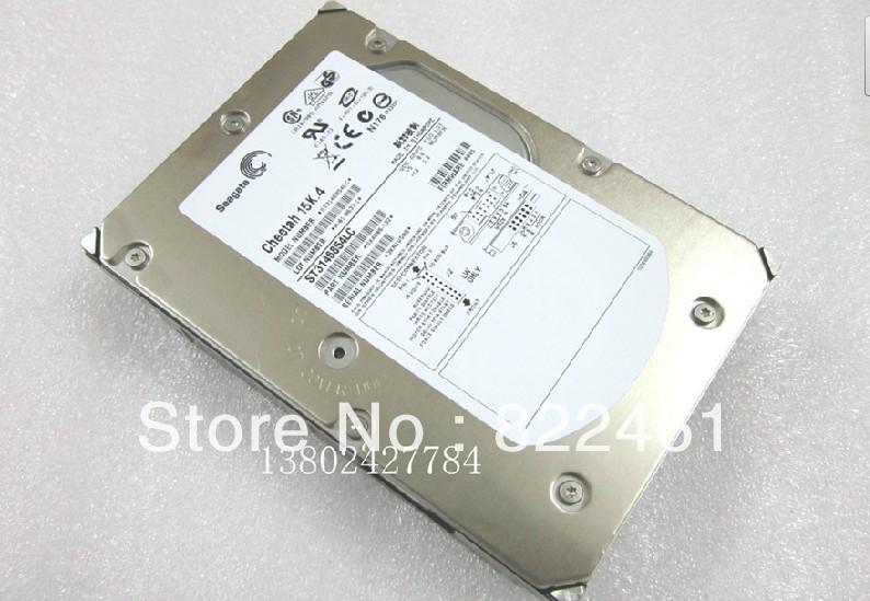 Free shipping Original ST3146854LC 146G 80needle 15K4 U320 SCSI Server Hard Disk Drive(China (Mainland))