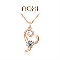 ROXI Christmas Gift Classic PENDANT Fashion 18K Link Chain Calabash Sales Lucky NECKLACE for New Year,2030204490