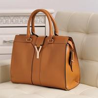 Fashion 2013 vintage messenger bag briefcase work bag shaping bag cross-body handbag female bags