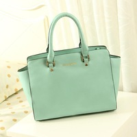 2013 autumn and winter vintage elegant women's messenger bag handbag candy color handbag messenger bag women's handbag