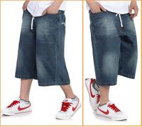 014 New Summer Fashion Men's Short Jeans 100% Cotton fashion design men brand Free Shipping big disount