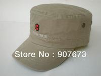 Free shipping  New Military Flat  Classic Men/Women Flat Adjustable Hat Cap V1