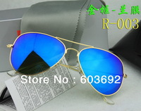 Free shipping 1pcs New Arrival Plastic winding men women sun glasses Excellent Quality Christmas Holiday Sunglasses ray