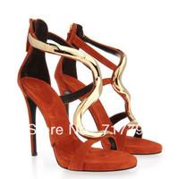 Женские сандалии sapatos femininos