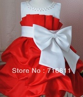 4pcs/lot-Girls new summer multi-color explosion models princess party dresses Free shipping