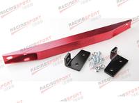 RED Rear Sub-frame Lower Tie Bar for Honda Civic EK 96-00