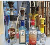 Travel Hooka Sale Shisha Hookah Pipe Stem + Hose +  Bowl Set BOTTLE NOT INCLUDED