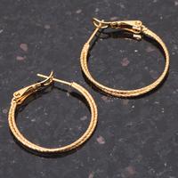 18k gold plated dangle drop women earrings bijouterie wholesale vintage butterfly emerald cuff jewelry JE245