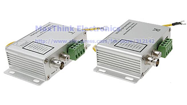 1 CH CCTV UTP Twisted Pair Video Balun Transmitter + Receiver RJ45 ,Active Balun , 1Pair , Free shipping(China (Mainland))