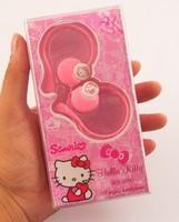 Sweet Hello Kitty Ear Hook Headset Portable Music Player