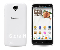 "DHL Freeship Lenovo S820 MTK6589 Quad core 1G RAM 4G ROM Android 4.2 Mobile phone 4.7"" IPS HD Screen Multi Language Russian"