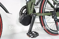 2014 New 48V 250W Mid-Drive Motor Conversion Kits with integrated Controller Ebike Electric Bicycle Electric Bike