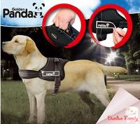Large independent medium sized dog harness Satsuma golden husky mastiff large dog vest traction chains post it free