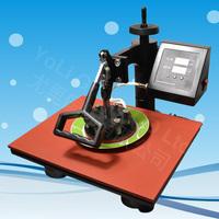 6 IN 1 t shirt Mug Cap Plate Heat transfer printer t shirt Combo heat press machine